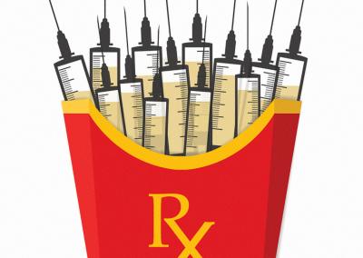 syringe-fries
