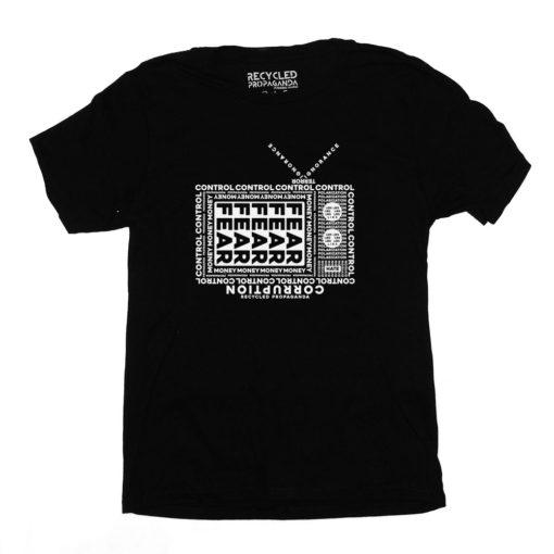 turn-off-black-tshirt