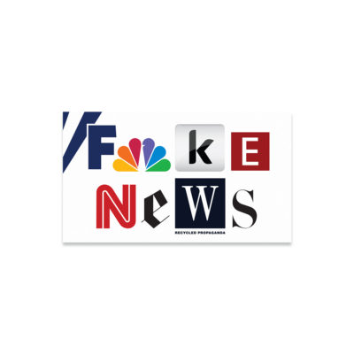 fake-news-sticker
