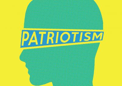 PATRIOTISM-BLINDED