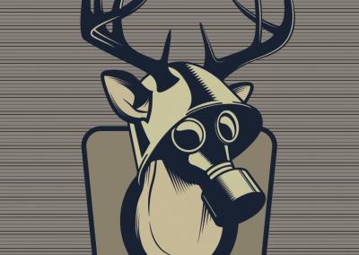 army-deer