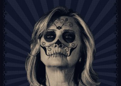 day-of-dead-hillary