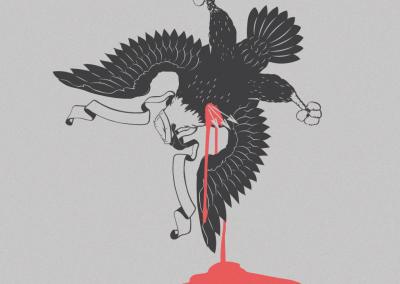 dead-eagle
