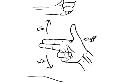 rock-paper-trigger