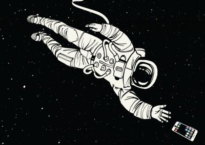 space-phone